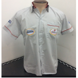 camisa com logo bordado valores Interlagos
