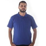 camisa polo floral masculina