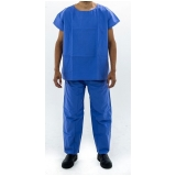 scrubs para hospital atacado ABC