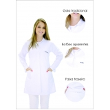 uniforme de hospital Francisco Morato