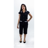 Uniforme Doméstica Plus Size