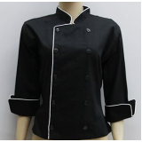 uniforme restaurante Francisco Morato